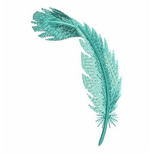 Free Feather Machine Embroidery Designs