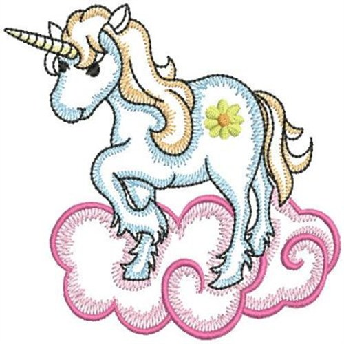 Floating Unicorn Embroidery Designs Machine Embroidery Designs At