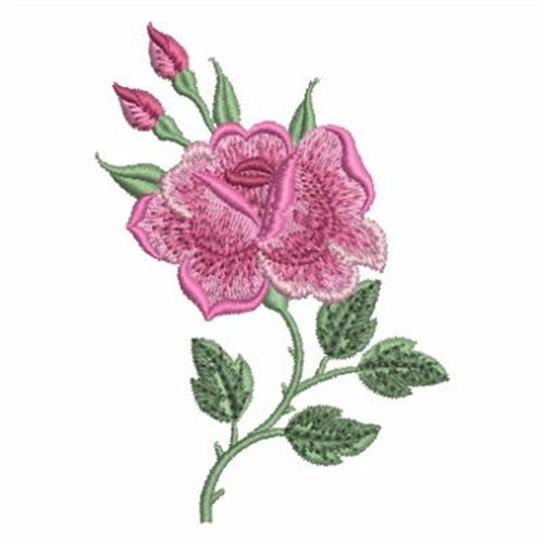 Bullion Roses Embroidery Designs Machine Embroidery Designs At