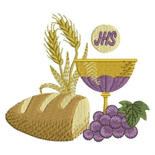 Free Machine Embroidery Designs Bread