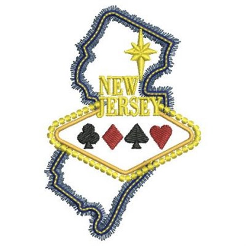 Neon new jersey embroidery designs machine