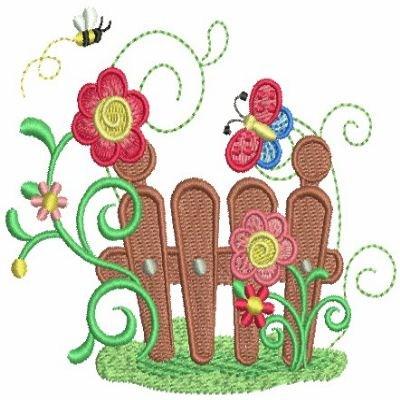 Beautiful garden embroidery designs machine embroidery designs at for Garden embroidery designs free