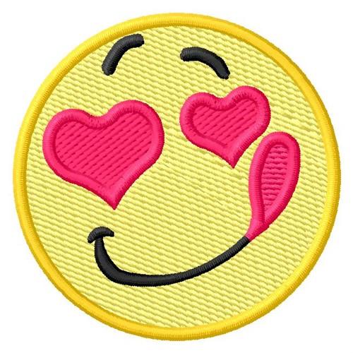 Yum Emoji Embroidery Designs Machine Embroidery Designs At EmbroideryDesigns.com