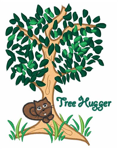 Tree Hugger Embroidery Designs Machine Embroidery Designs At