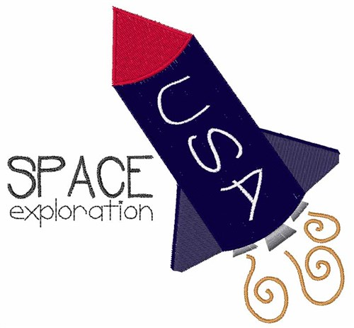 Space exploration embroidery designs machine embroidery for Space embroidery designs