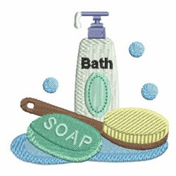 Soap For Bath Embroidery Designs Machine Embroidery