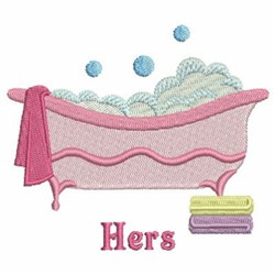 Her bath embroidery designs machine embroidery designs at for Bathroom embroidery designs
