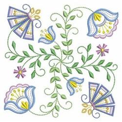 Vintage Jacobean Quilt Embroidery Designs, Machine Embroidery Designs at EmbroideryDesigns.com