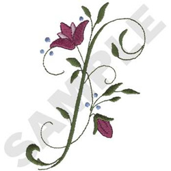 Wildflower Embroidery Designs Machine Embroidery Designs