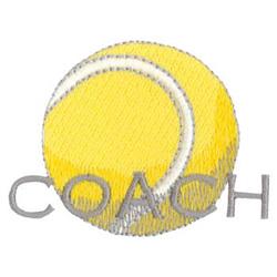 coach tennis machine