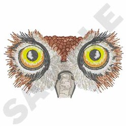 Owl Eyes Embroidery Designs Machine Embroidery Designs At EmbroideryDesigns.com