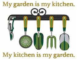 My Garden Embroidery Designs Machine Embroidery Designs