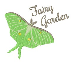 Fairy Garden Embroidery Designs Machine Embroidery