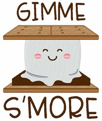 Gimme Smore Embroidery Designs, Machine Embroidery Designs ...
