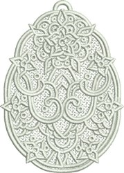 Fsl Easter Egg Embroidery Designs Machine Embroidery
