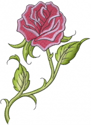 Rose Embroidery Designs, Machine Embroidery Designs at EmbroideryDesigns.com
