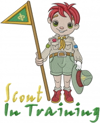 scout machine embroidery designs