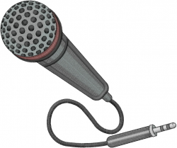 microphone machine