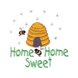 Home Sweet Home Embroidery Designs Machine Embroidery Designs At EmbroideryD