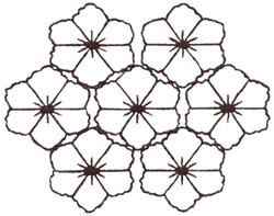 sashiko machine embroidery designs