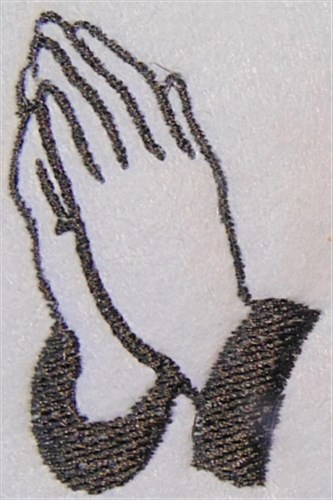 f43dbd8791e17 Praying Hands Embroidery Designs, Free Machine Embroidery Designs at ...