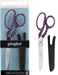 """Gingher Wren -( 8"""")  Left-hand Knife Edge Scissors"""