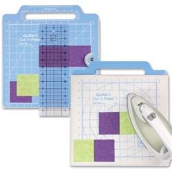 "Quilter's Cut 'n Press I 11""x11"" Grid"
