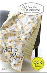 Metro Rings - Quick Curve Pattern