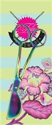 Tula Pink Duckbill Applique 6 inch Micro Serrated Scissors