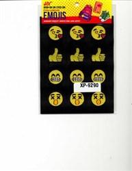 Embroidered Emoji Sheets #1