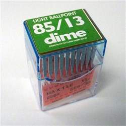 Triumph Flat Shank Needles #85/13 Light Ball Point- 20 Pack