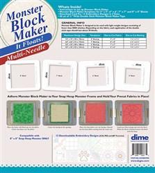Monster Block Maker