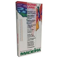 Madeira Burmilana/BurmilanaCo #12 Color Card