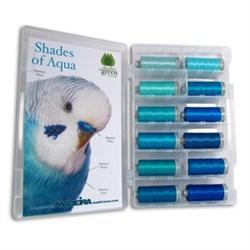 Polyneon Aqua Shade Kit