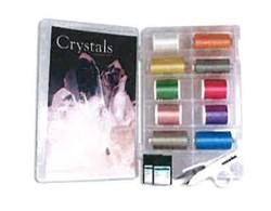 Madeira Supertwist Crystal Spool Kit