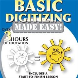 Basic Digitizing Made Easy